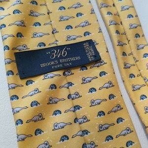 """346"" Brooks Brothers pure silk tie"